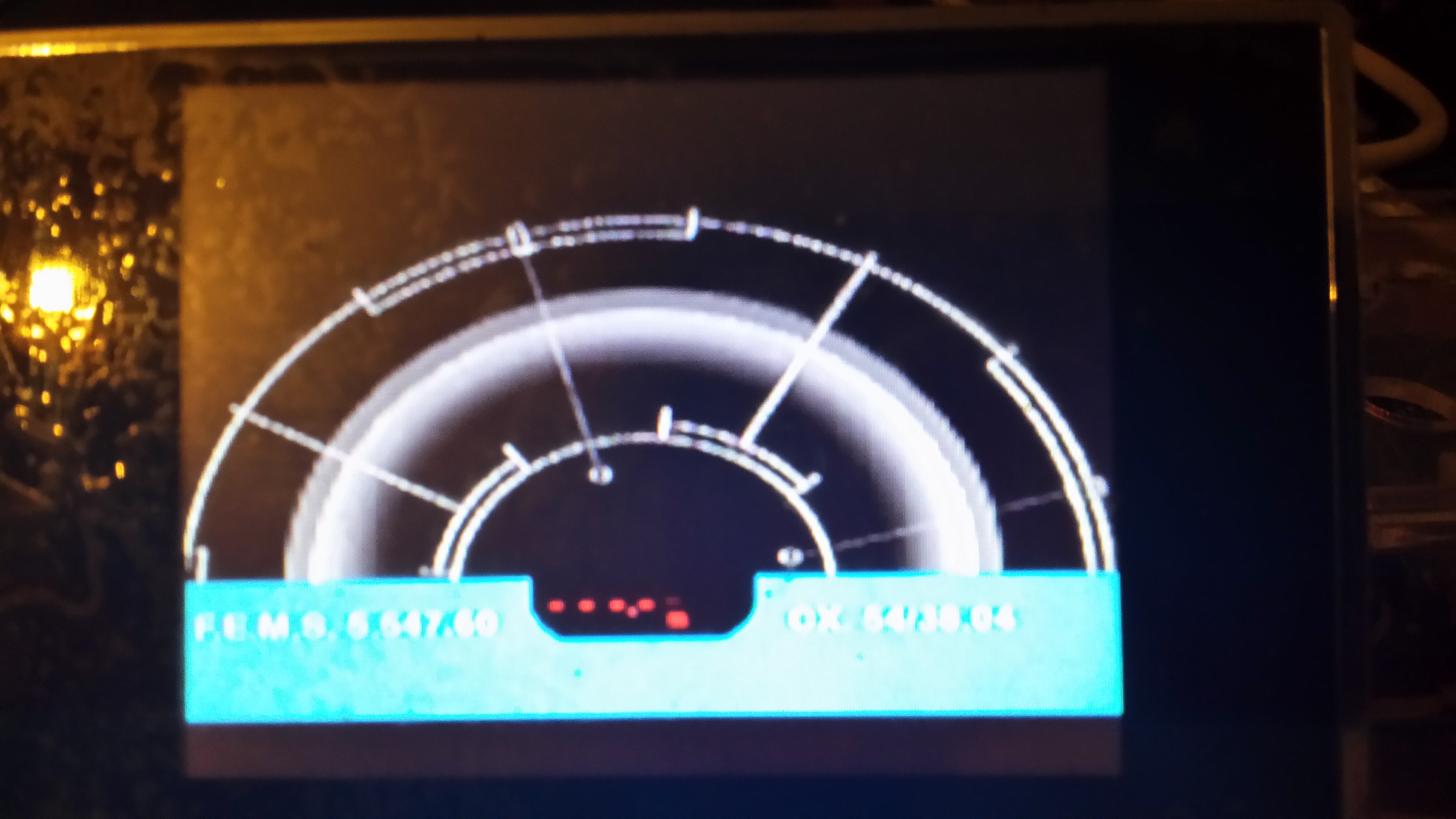 Colonial Marines Motion Tracker for Pi - Raspberry Pi Forums